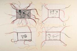 1978_2009_Variáveis_serigrafia_e_bordado_à_máquina_sobre_linho_80x80cm