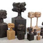 José Bento Árvores pequenas, médias e grandes Madeira Tamanhos variados, sem data