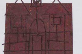 Jaime Reis, Sem Título, Técnica Mista, 50 x 50 x 15 cm