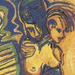 Rubens Gerchman Surpresa Óleo sobre tela