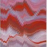 Abraham Palatnik, W – 4, Acrílica Sobre Madeira, 69 x 54 cm, 2003.
