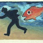 Osvaldo Goeldi Sem título Xilogravura 25 x 32 cm, 1970