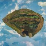 Eduardo Coimbra Asteróide 6 Fotografia Colorida 90 x 70cm, 1999