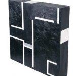 Eduardo Sued Quadrado Preto OSM 30 x 29 x 5cm, 2004
