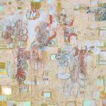 Sylvia Martins A.K.A. Bazaar OST 127 x 127cm, 1997