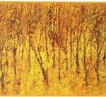 Caetano Dias Floresta AST 80 x 200 cm, 2005