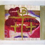 Cristina Oiticica Sem título OST 29 x 29 cm, 2001