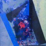 Emanoel Araújo Sem título Monoprint 111 x 75 cm, 2004