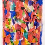 Gonçalo Ivo Luz da Manhã Aquarela 38 x 32 cm, 2001
