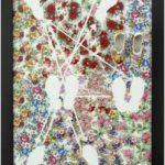 Mara Martins Esquemas Afetivos 7 Porcelana 39 x 28 x 8 cm, 2005