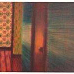 Adams Carvalho Sem título Acrílica sobre tela 20 x 50 cm, 2007