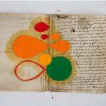 Julio Villani Papaias vermelhas Óleo sobre papel 25 x 37 cm, 2007