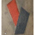 Le Rouge du Noir Gravura em metal 19 x 14 cm
