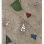 Les Mouvements Gravura em metal 17 X 14 cm, 1997