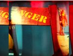 Fernanda Antoun Danger Fotografia 30 x 90 cm, 2009, Tiragem 1/5.