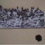 Gustavo Esperidião Não Escolhemos nossa época Impressão sobre papel colado em lona 220 x 130 cm