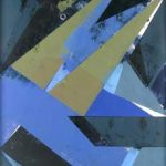 Sem título Monoprint 111 x 75 cm, 2004