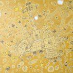 Rodrigo Godá, O Passeio, Acrílica sobre tela, 90 x 90 cm