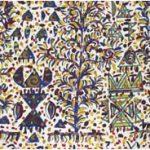 Árvore da Vida OST 63 cm x 90 cm, 1989