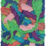 Tereza Viana Sem Título II Encáustica sobre tela 40 x 40 cm, 2005