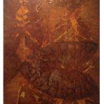 Sem Título, óleo sobre tela, 160 x 120 cm