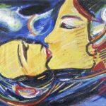 Surprise Acrílica e óleo sobre tela 50 x 70 cm