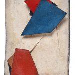 430, Aquarela e Colagem, 12 x 8,5 cm