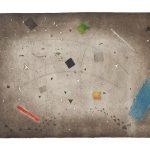 Espace em Fólie, Gravura em Metal, 63 x 91 cm, Edição E/A.