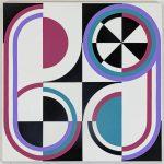DAG, sem título, acrílica sobre tela, 50 x 50 cm, 2015