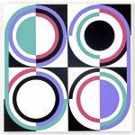 DAG - untitled, acrylic on canvas, 50 x 50 cm - 2015