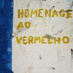Júlio Leite, Série Croma - Homeagem ao Vermelho, Fotografia, 100 x 80 cm, 2016. Tiragem 1/10.