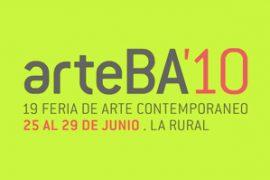 2010: ArteBA – Feira de Arte Contemporânea de Buenos Aires