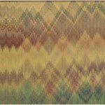 Abraham Palatnik W – 263 Acrílica sobre Madeira 82,3 x 110,5 cm, 2008.