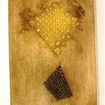 Arthur Piza Jaune Gravura em metal 38 x 28 cm, Tiragem 17/20.