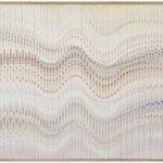 Abraham Palatnik W – 182 Acrílica sobre Madeira 46,5 x 74,3 cm, 2007