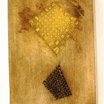 Arthur Luiz Piza Jaune Gravura em Metal 38 x 28 cm, Tiragem 17/20.