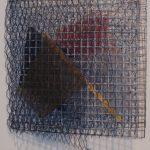 Arthur Luiz Piza Trama Aramado 25 x 25 cm.