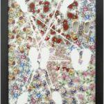Mara Martins Esquemas Afetivos 7 Porcelana 39 x 28 x 8 cm, 2004.