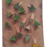 Arthur Luiz Piza, BP26, Aquarela e colagem, 12 x 8 cm