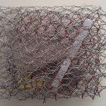 Arthur Luiz Piza, Sem título, Aramado, 15 x 13 x 10 cm