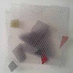 Arthur Luiz Piza, Sem título, Aramado, 55 x 50 x 16 cm