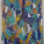 Gonçalo Ivo Sem Título Aquarela 23 x 32 cm.