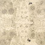 Rodrigo Godá Visões Acrílica sobre Tela 125 x 125 cm.