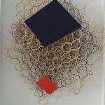 Arthur Piza Trama Aramado 19 x 21 cm.