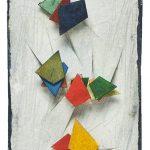 Arthur Luiz Piza, 417, Aquarela e Colagem, 11,5 x 7,5 cm
