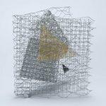 Arthur Luiz Piza, Sem Título, Trama, 26 x 25 x 15 cm