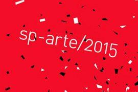 2015: SP-Arte – Feira Internacional de Arte de São Paulo
