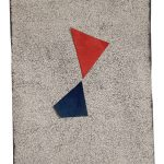 Arthur Luiz Piza, 825, Aquarela e colagem, 26 x 18 cm