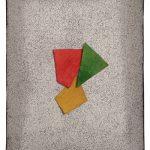 Arthur Luiz Piza, 826, Aquarela e colagem, 26 x 18 cm