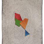 Arthur Luiz Piza, 828, Aquarela e colagem, 26 x 18 cm